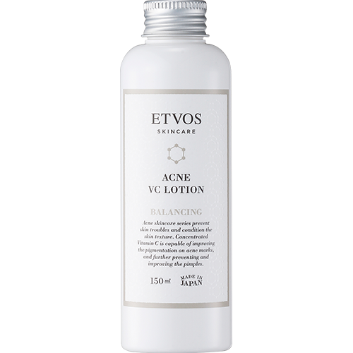 美白化粧品 エトヴォス ビタミンC誘導体 バランシングライン
